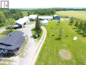 Beautiful 80 Acre Farm 10 mins North of Temiskaming Shores