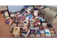 PRICE DROP - now only £20 for 80+ hardback and paperback books BARGAIN