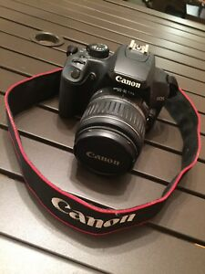 Canon Rebel XS EOS