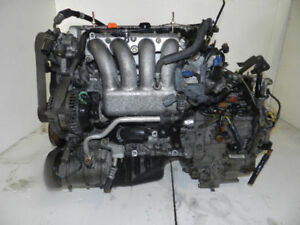 HONDA ACCORD / ELEMENT 2.4L ENGINE IMPORTED FROM JAPAN LOW MILES