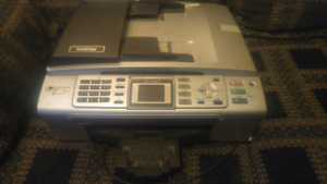 All-In-One Printer/Copier/Scanner/Fax