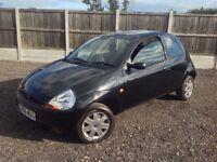 Ford ka 2006 57,000 2 0wners Black