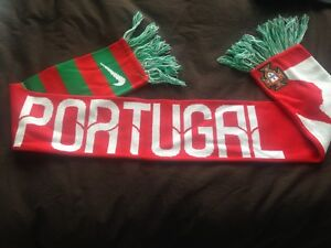 Nike Portugal European Champion scarf brand new
