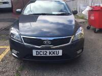2012 Kia ceed.1.6 diesel.great condition.ex MOD.cat c.professionally repaired