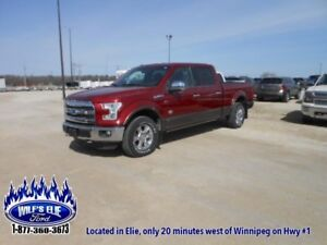 2015 Ford F-150 King Ranch    - Remote Start - Navigation