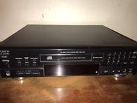 Sony CD Player CDP-M54