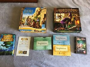 Selling some board games