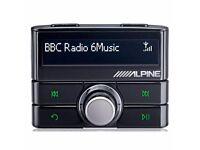 Alpine EZi-DAB Digital Car Radio - Brand New