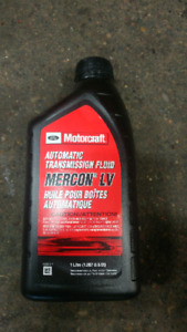 Ford Mercon LV transmission fluid! Mustang! F150!