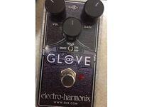 Electro harmonix distortion pedal