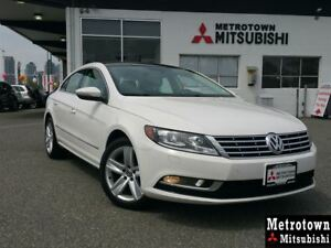 2013 Volkswagen CC Sportline; Local & No accidents