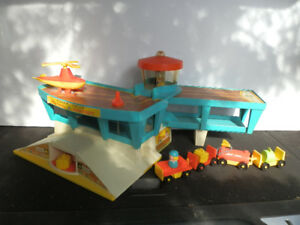 Fisher Price Toy Airport