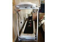 Digital motorised Treadmill