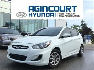2013 Hyundai Accent GL/HEATED SEATS/AIR CONDITIONING/ONLY 69555K