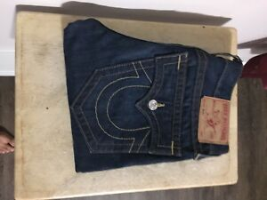 Jeans true religion, taille 29, (438)346-8068