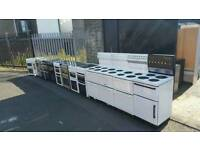 Reconditioned cookers