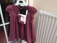 Marks and Spencer 'Autograph: Special Occasion Little Girls Dress (NWL)