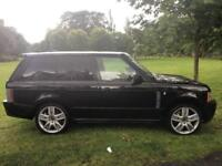 Land Rover Range Rover Vogue 4.2 V8 auto Supercharged / Overfinch GT Aero