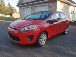 2013 Ford Fiesta SE ONLY 39 KMS! $91 BI WEEKLY OAC $0 DOWN