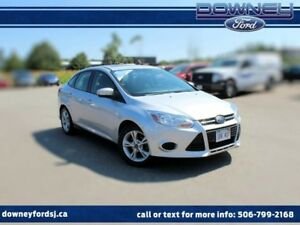 2014 Ford Focus SE 200A WINTER PACKAGE HEATED SEATS SUNROOF ALLO