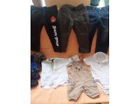 Boy clothes 6m-3y