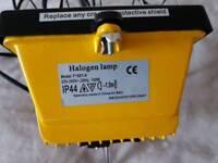 Halogen lamp model F 1501-A