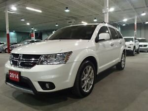 2014 Dodge Journey R/T AWD Leather, Roof