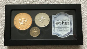 Harry Potter Coins from Universal Studios Orlando