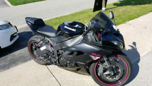 2011 Kawasaki ninja zx6r