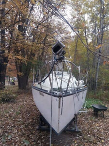 Voilier Vision 660 - 23'