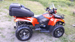 For sale 2015 arctic cat legal 2 UP SEAT with 646 kl  10,000.00