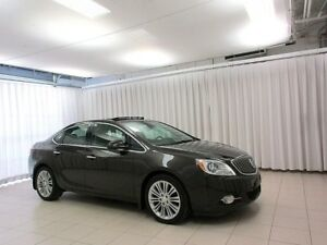 2014 Buick Verano INCREDIBLE DEAL!! SEDAN w/ SUNROOF, ALLOY WHEE
