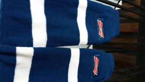 TORONTO MAPLE LEAFS HOCKEY BUDWEISER SCARF