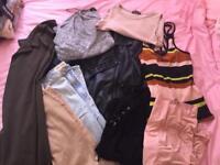 Clothes bundle (river island,new look