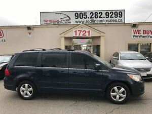 2009 Volkswagen Routan Highline, Sunroof, Leather, WE APPROVE AL
