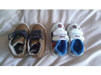 Toddler boy's shoes