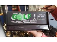 Gunsons golf trolley battery charger