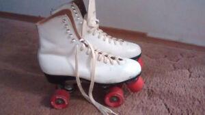 Retro Roller Skates Women's size 10