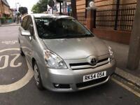 Toyota Corolla Verso vvti T spirit ***nice famliy 7 seater ***with full service histroy