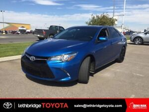 Toyota Certified 2016 Toyota Camry SE - EXT WTY! STEREO PKG!