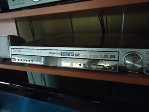Cinéma maison Panasonic 5 disques