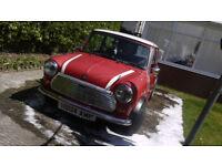Austin Mini Mayfair Automatic 1.0L 1990