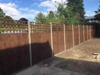 J.Woods hedge cutting & fencing