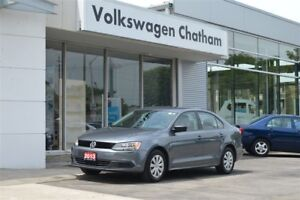 2013 Volkswagen Jetta Trendline+ Heated Seats Bluetooth Automati