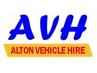 Vehicle hire company based in Four Marks full time position must have driving licence