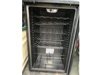 Matsui glass fronted wine cooler