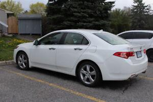 2012 Acura TSX Premium Pkg Sedan