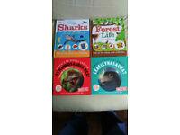 BRAND NEW BOOKS-kids books £10