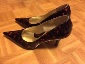 Woman's Pointed Toe High Heels Pumps Size 13