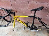 TDF road bike spares or repair